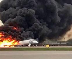 Katastrofa samolotu w Rosji. Większość ofiar zginęła w wyniku zatrucia