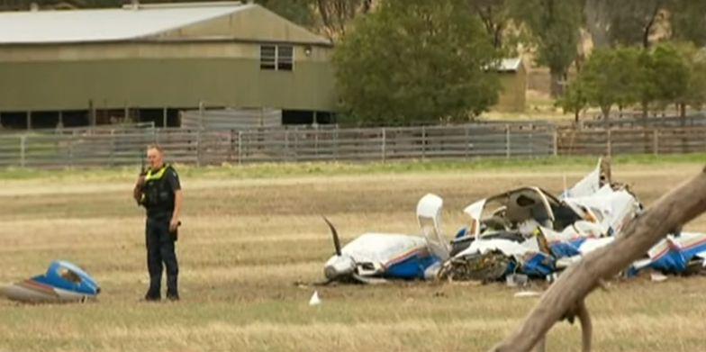 Samoloty zderzyły się w powietrzu. 4 osoby nie żyją