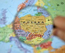 Geografia Polski. Dopasuj miasto do województwa
