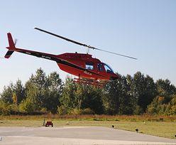 Helikoptery czyhają na kierowców. Dróg można pilnować taniej