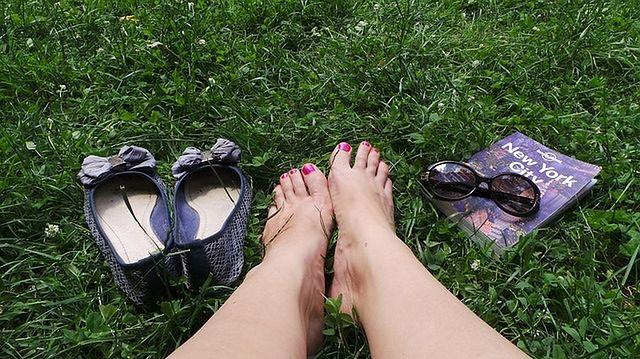Sprawdzaj stopy