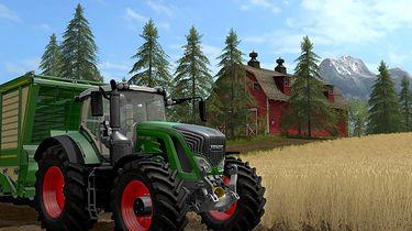 Farming Simulator 17 - recenzja. Kupiłem czarny ciągnik
