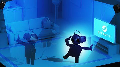 Test HTC Vive. Fajny sprzęt i choroba wieku dziecięcego