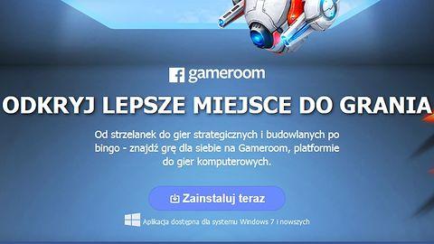 Facebook uruchomił swoją pecetową platformę gamingową, ale niestety nic nie zmienia w kwestii samych gier