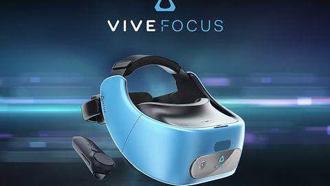 HTC żegna się z Google Daydream i prezentuje Vive Focus - samodzielne gogle VR