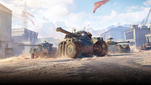 World of Tanks – Nowa klasa pojazdów i sporo zmian