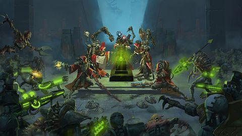 Warhammer 40,000: Mechanicus - wideorecenzja. Systemy sprawne w 70 procentach