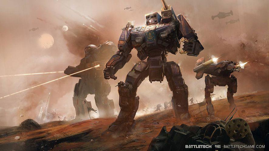 Battletech – gameplay mamy, daty premiery nadal nie