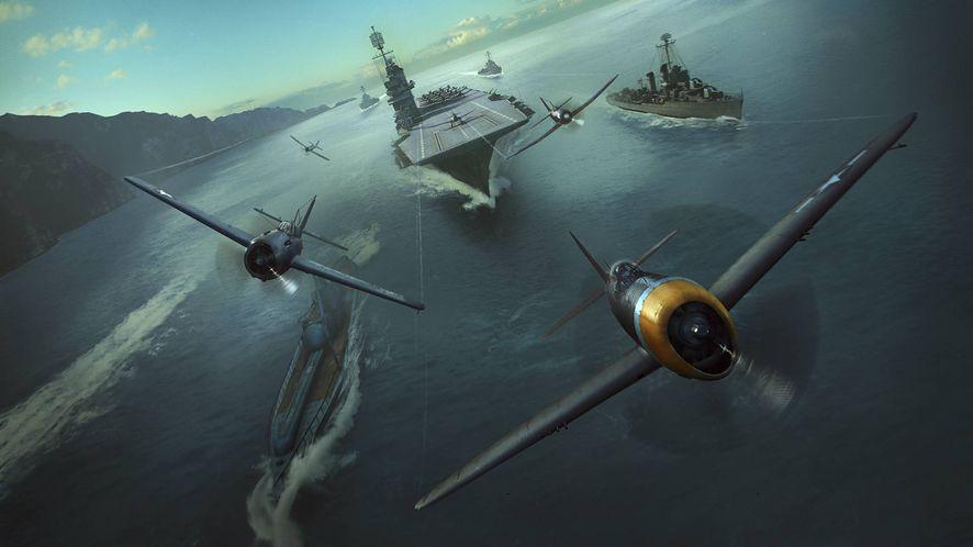 """""""W grach wideo raz wychodzi, a raz nie"""" – grałem w World of Warplanes 2.0"""