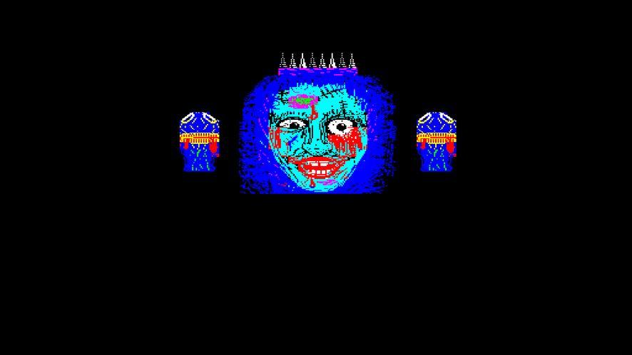 Przerażające ZX Spectrum – horrory gumiaka