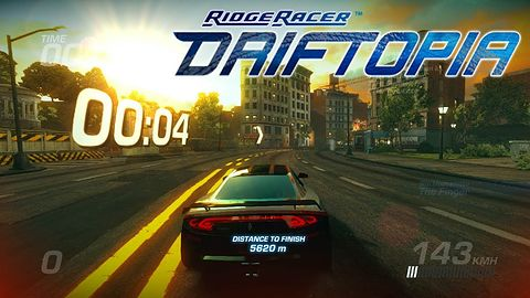 Ridge Racer w formule free2play się nie sprawdził. Serwery zostaną zamknięte