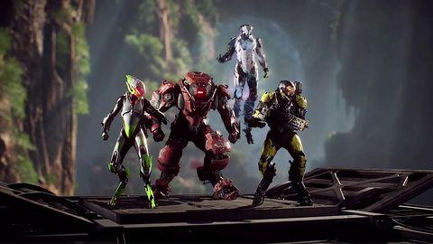 Bioware poprawi kontrowersyjną misję na premierę Anthema