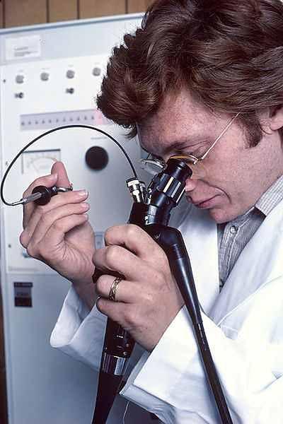 Przyrząd do endoskopii