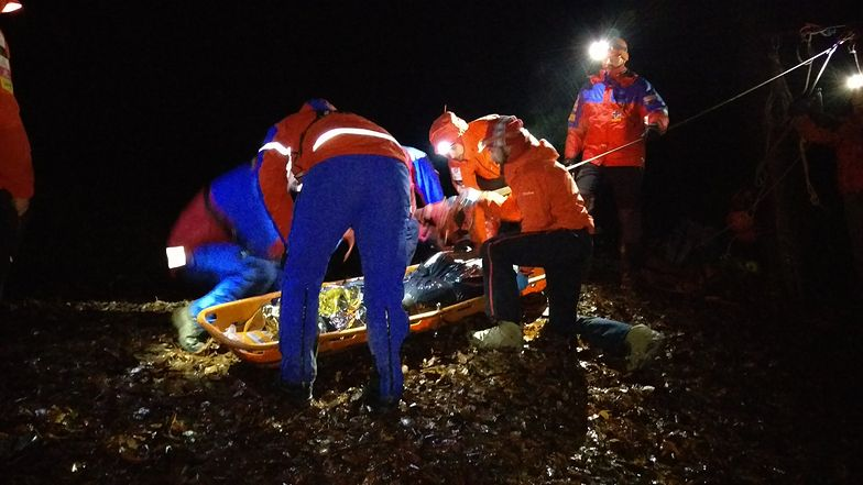 Tragiczny wypadek w Tatrach. Nie żyje 27-letni ratownik GOPR (zdj. ilustracyjne)