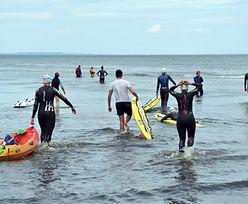 Rewal. Akcja ratunkowa na Bałtyku, WOPR i strażacy szukają chłopca