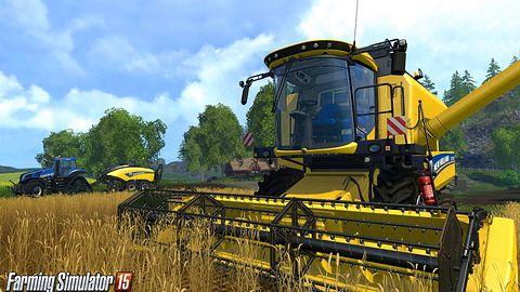 Farming Simulator 15 nadjedzie w październiku
