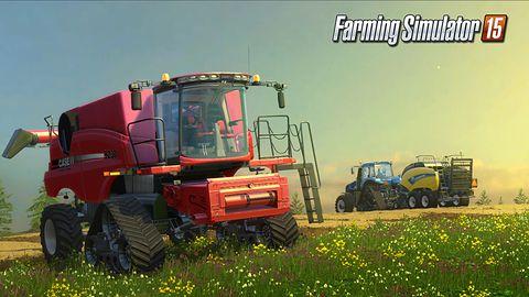 Sezon ogórkowy w maju? Nie tylko. Konsolowa premiera Farming Simulator 15 oznacza sezon na wszystkie warzywa