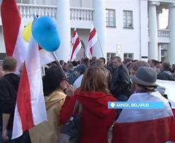 Masowe protesty antyrosyjskie u sąsiada Polski
