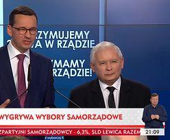 Kaczyński rzucił żartem ze sceny. Uwaga: suchar!
