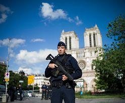 Zamachowiec z Notre Dame to dziennikarz nagrodzony przez UE