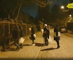 """Tylko w WP. """"To jest skandal!"""". Nocne zamieszanie pod domem Jarosława Kaczyńskiego. Mamy komentarz PiS"""