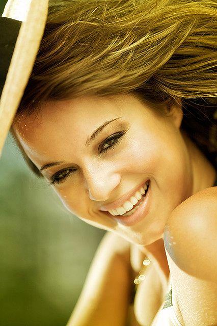 Kobieta z piękną skórą