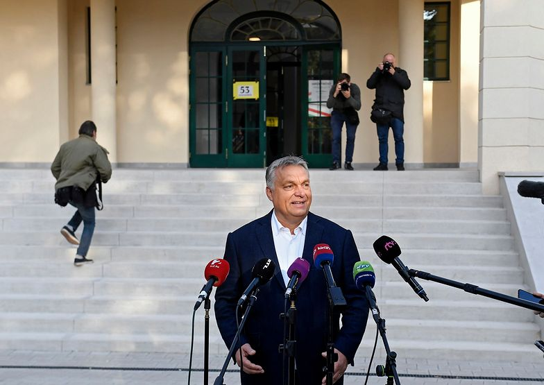 Premier Węgier pogratulował PiS zwycięstwa