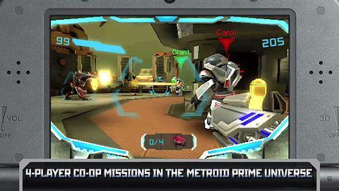 Na konferencji Nintendo dostaliśmy też szczyptę Metroida. Konkretniej: Metroid Prime: Federation Force