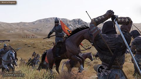 Ogromny sukces Mount & Blade II: Bannerlord na Steamie
