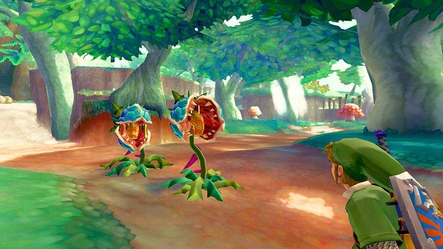 Nowa Zelda wygląda lepiej na obrazkach niż w ruchu