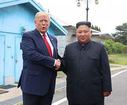 Donald Trump zapowiedział sensację w sprawie Korei Północnej