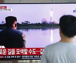 Kim odpalił nowe rakiety. Czwarty test broni Korei Północnej