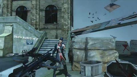 Zwiastun Dunwall City Trials przypomina firmowe zagrywki Dishonored