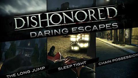 Jedna wpadka, trzy możliwości ucieczki - Dishonored nie będzie nas ograniczać