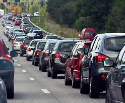 Autostrada A2 zablokowana. Drogę toruje ciężarówka