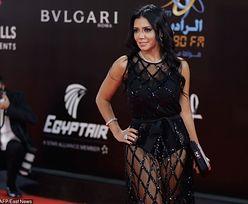 """Egipska aktorka stanie przed sądem za """"zbyt odważną"""" sukienkę"""