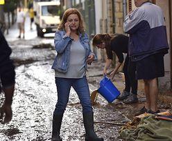 Majorka. 5 osób zginęło w powodzi, a 20 jest zaginionych