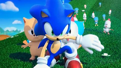Sonic Lost World wyturla się z Nintendo na PC