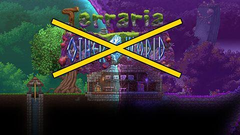 Projekt Terraria: Otherworld anulowany