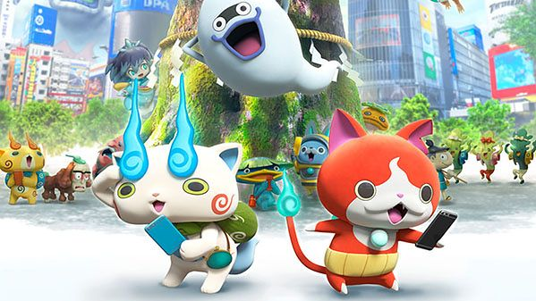 Pokemon (Let's) Go, więc Yo-Kai Watch World