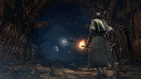 """[PlayStation Experience] """"Chalice Dungeon"""" - proceduralnie generowana lokacja w Bloodborne na nowym zwiastunie."""