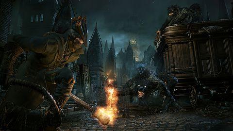 [The Game Awards 2014] Kooperacja w Bloodborne na nowym zwiastunie