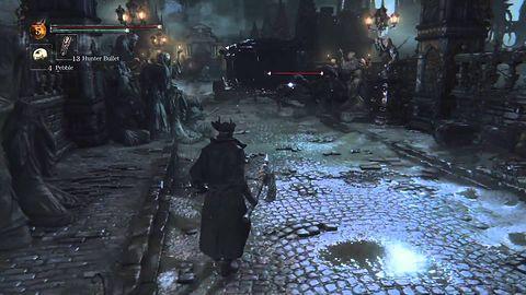 Co z tarczami w Bloodborne? Będą