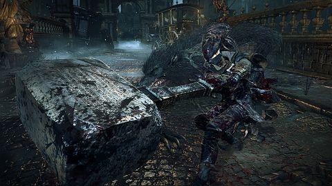 Aktualizacja Bloodborne upraszcza współpracę z innymi graczami