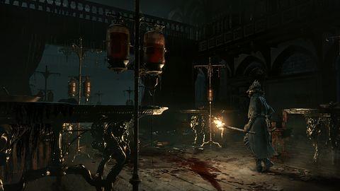 To o co właściwie chodzi w tym Bloodborne?