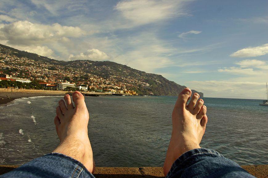 Relaks nóg