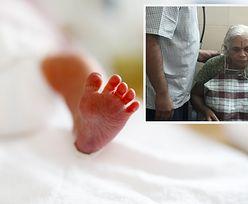 Indie. Najstarsza matka świata – 74-latka urodziła bliźnięta