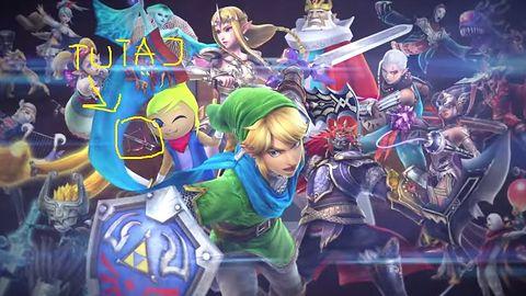 Hyrule Warriors zmierza na 3DS-a. Link była kobietą?