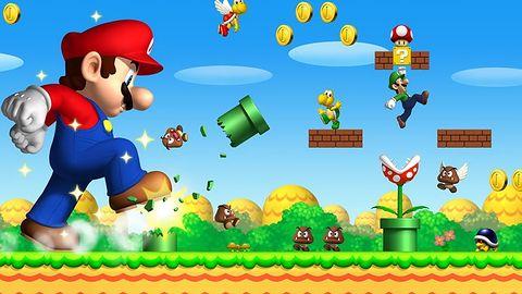 Animacja z Mario wkrótce w kinach? Nintendo dogadało się z Sony
