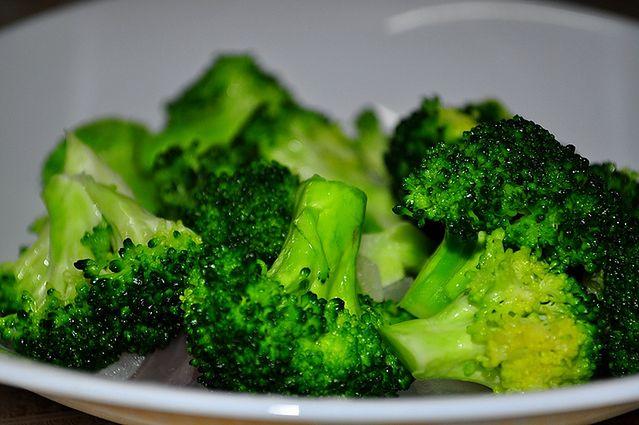 Wpływ diety na zdrowie włosów - warzywa